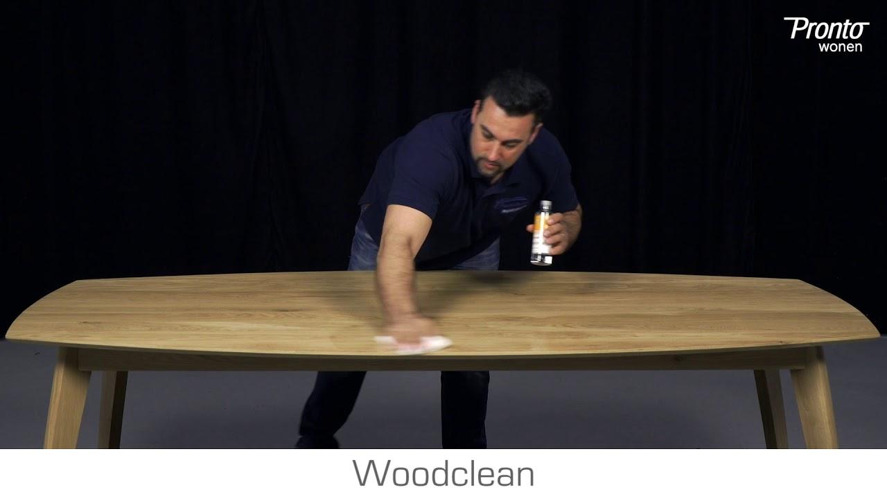 Onderhoud mat gelakte tafel youtube