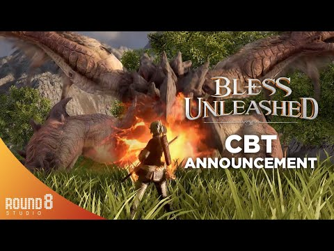 Bless Unleashed PC - Official Steam CBT Trailer