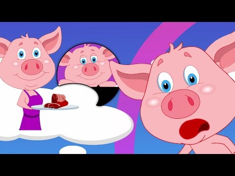 heo đất này ít | vườn ươm vần | Music For Kids | Kids Song | Kids Rhymes | This Little Piggy