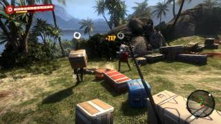 Dead Island (PC) Multiplayer Gameplay [HD]