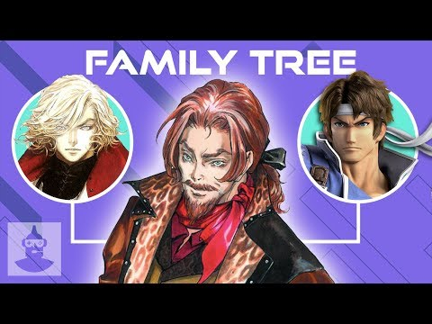 Castlevania Family Tree Explained! (Belmont Family) | The Leaderboard