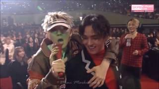 [4.00 MB] [MR Removed] Zico - Bermuda Triangle + Okey Dokey Yo @ 26th Seoul Music Awards 170119