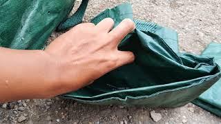 Planter Bag Tabulampot Volume 75 Liter