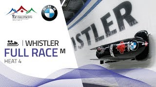 Whistler | BMW IBSF World Championships 2019 - 2-Man Bobsleigh Heat 4 | IBSF Official