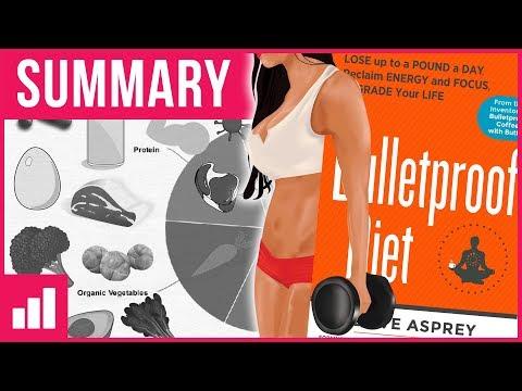 The Bulletproof Diet by Dave Asprey ► Nootropics, Smart Drugs, Exercise & Sleep Hacks, HIIT, F.lux