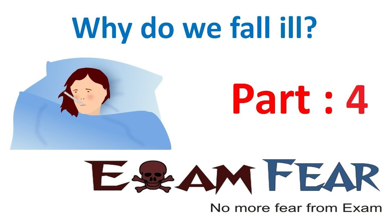 fear of exams Fear is a very helpful signal and it is the one keeping us alive, as it saves us from many dangers by letting us take preventive action in time but if fear strikes, and if one fails to take appropriate action, fear remains, propping.