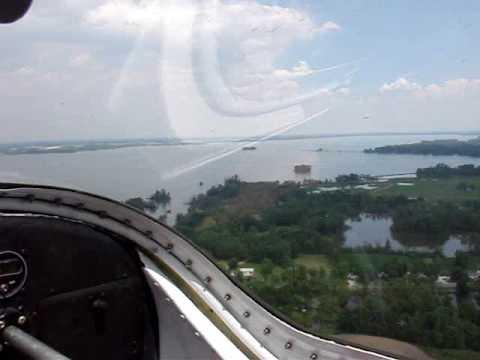 Lake Amphibian Plane - Grand Lake St. Marys, Ohio