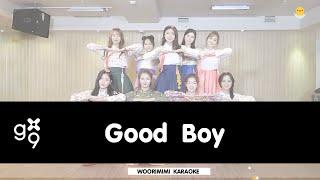 [KARAOKE/THAISUB] gugudan (구구단) - Good Boy