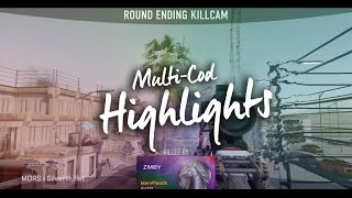 My Best AW Shot Ever... (Multi-COD Highlights)