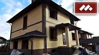 видео Строительство кирпичных домов