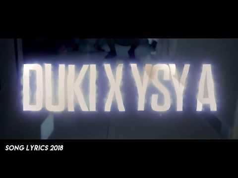 DUKI X YSY A - OTRO LEVEL  (LETRA+VIDEO) 🔥Song Lyrics🔥