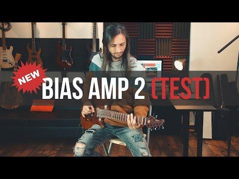 BIAS AMP 2 - Positive Grid (Test - Review) ROCK - METAL