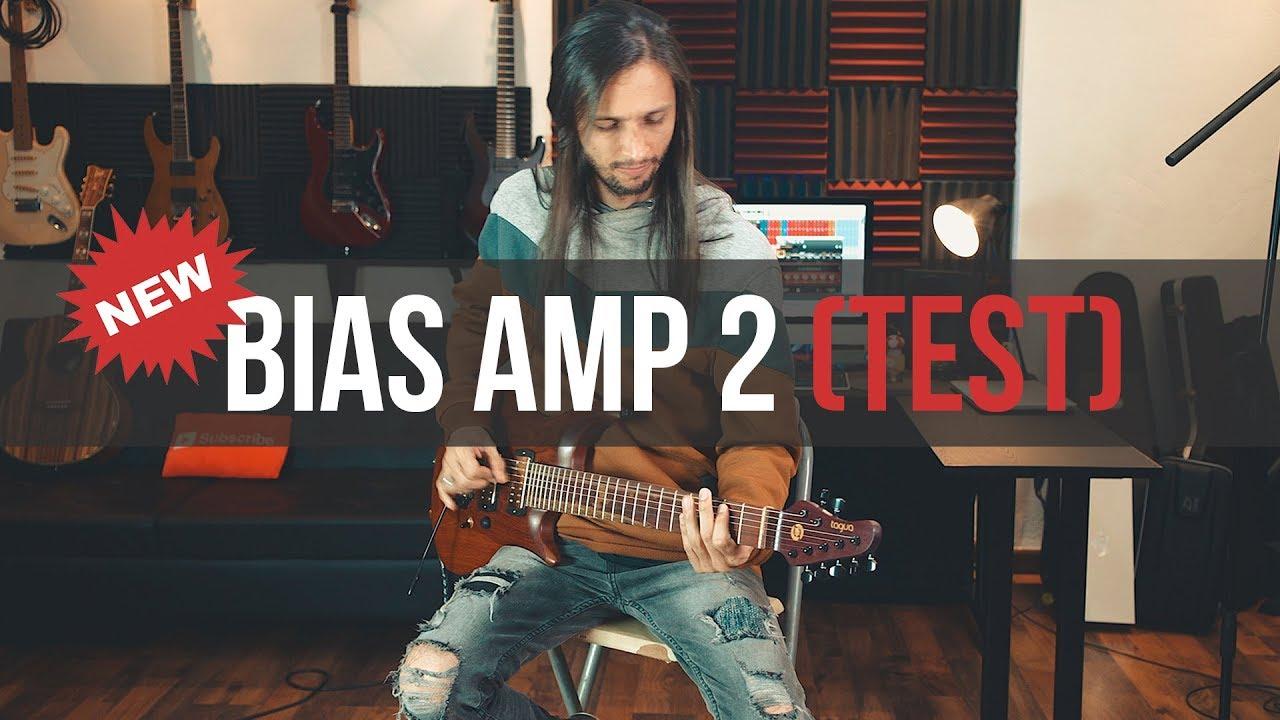 bias amp 2 positive grid test review rock metal youtube. Black Bedroom Furniture Sets. Home Design Ideas