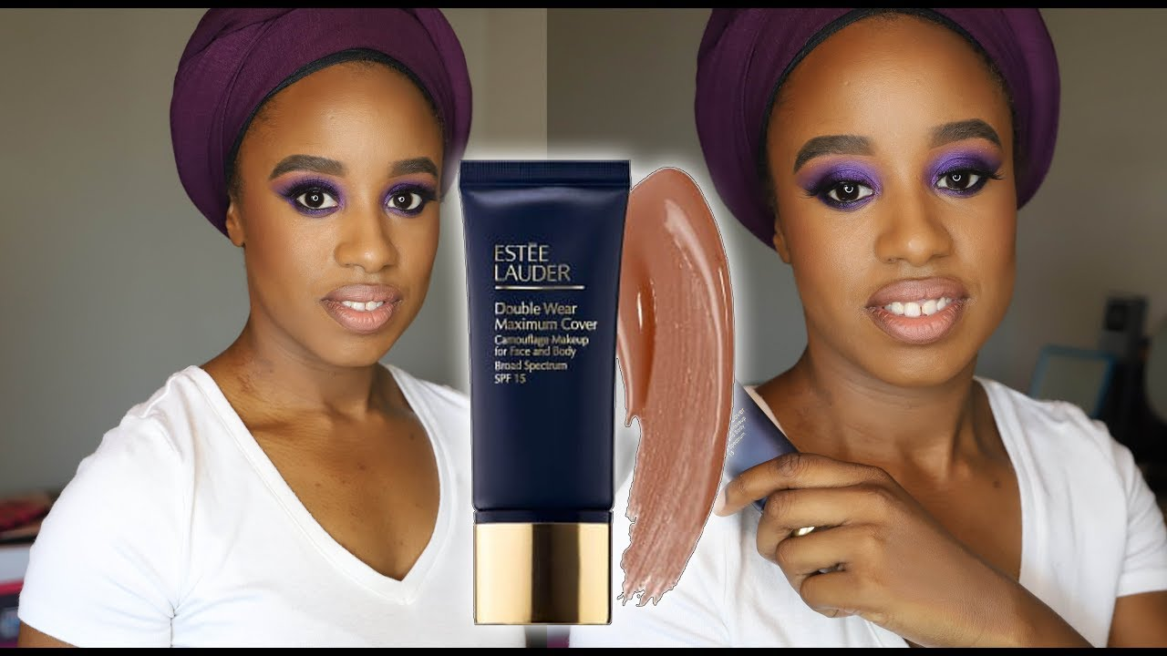 Double Wear Maximum Cover Camouflage Makeup For Face And Body SPF 15 by Estée Lauder #3