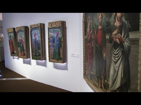"""Exhibition series """"The Ages of Man"""" changes the view of sacred art in Spain"""