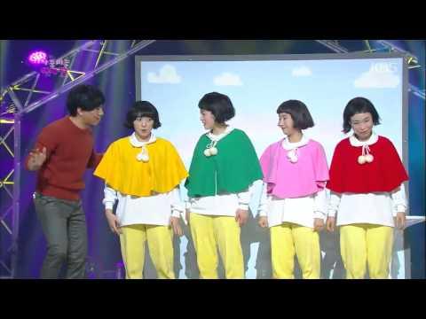 개그콘서트 Gag Concert 사둥이는 아빠 딸 20141130