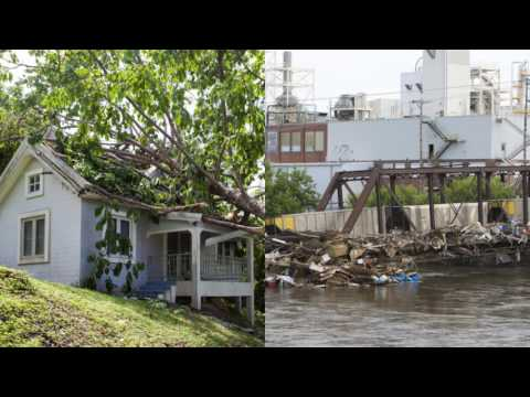 Water Damage ServiceMaster Restore La Porte TX 77571 Fire Damage