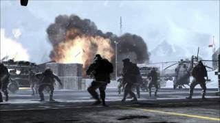 Call of Duty Modern Warfare 2 -  Black Veil Brides -  Shadows Die