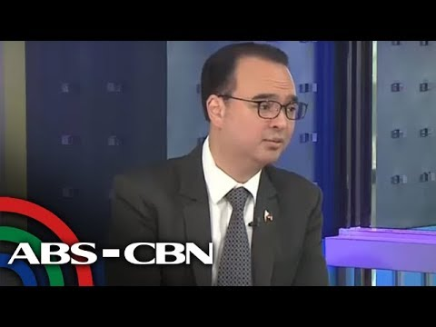 Headstart: Cayetano: Consider 'context' of Duterte's revolutionary gov't statement