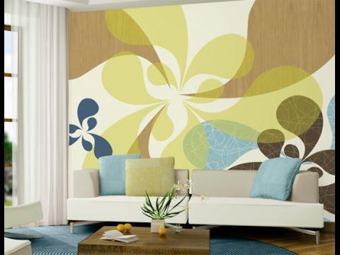 Выбираем обои для стен в гостиной: идеи и варианты