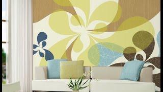 Выбираем обои для стен в гостиной: идеи и варианты(, 2015-03-15T17:26:35.000Z)