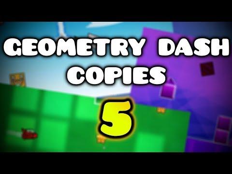 Geometry Dash Copies 5