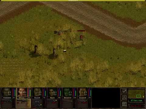 Let's Play Jagged Alliance 2 1.13, Part 110 - G7 - Farmland reclamation
