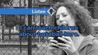 Let's Learn English Lesson 33: Learning America's Sport