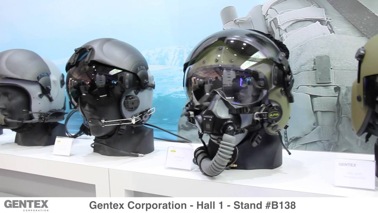 Gentex Corp at Farnborough 2016