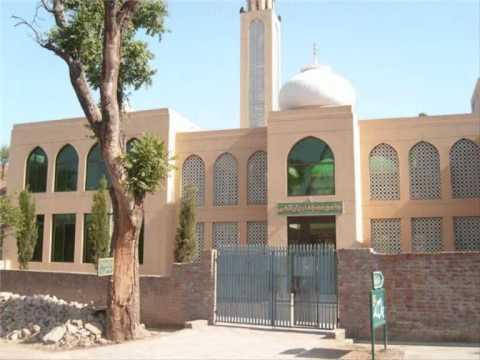 Jamia Masjid Anwar-e-Elahi & Jamia Rahimia Rahmanabad Kahuta Pakistan(May 2010)