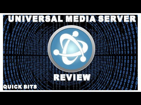 Universal Media Server | Review - YouTube