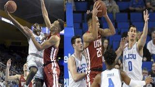 NBA Holiday with 33, UCLA opens Pac 12 96-82 over Washington St