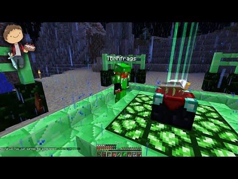 Minecraft: Emerald Mod Challenge Mini-Game PVP w/Bajan Canadian, PrestonPlayz and Vikkstar!