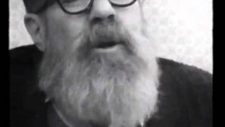 Life, Friends, is Boring by John Berryman
