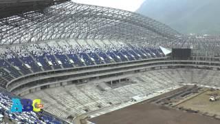 Recorrido por el nuevo estadio Rayado - Periódico ABC