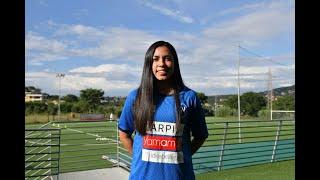 La delantera guatemalteca Ana Lucía Martínez jugará en el Napoli Femminile de la Serie A italiana