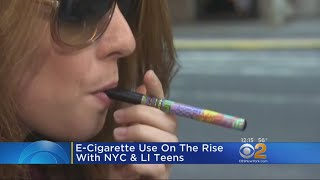 Schumer Wants Feds To Regulate E-Cigarettes