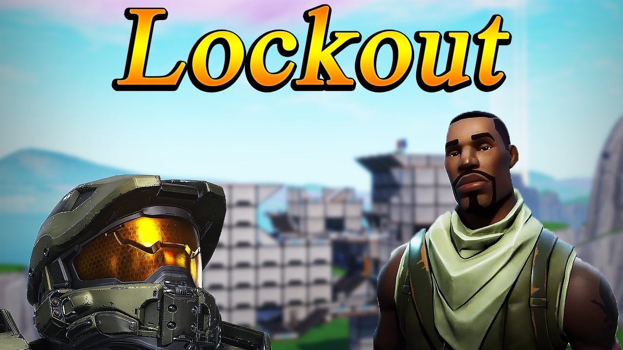 Halo 2 S Lockout Map In Fortnite Creative Island Code Youtube