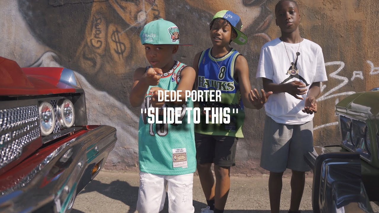 """Dede Porter - """"Slide To This"""" (Official Music Video) 