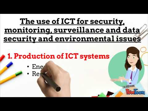 ISSUES ON ICT TODAY
