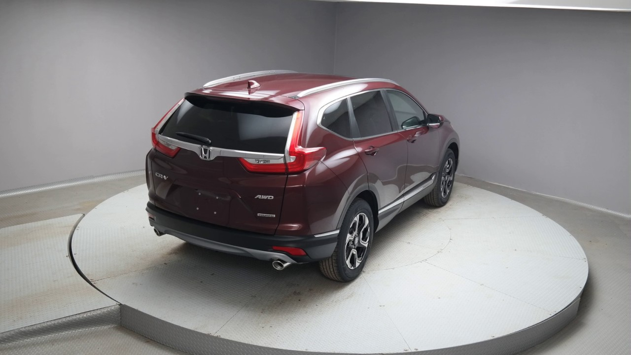 2017 Basque Red Pearl Ii Honda Cr V Suv H098