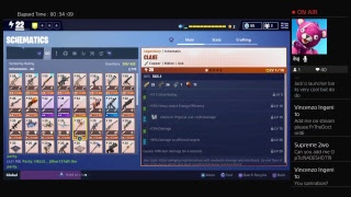 Fortnite first stream number 5 save the world birthday llamas