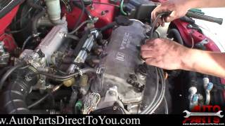 1994 Honda Civic Part 2: Tune up
