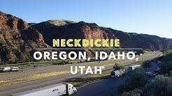 Oregon Idaho Utah West to East, The Great Road Trip Vol 2