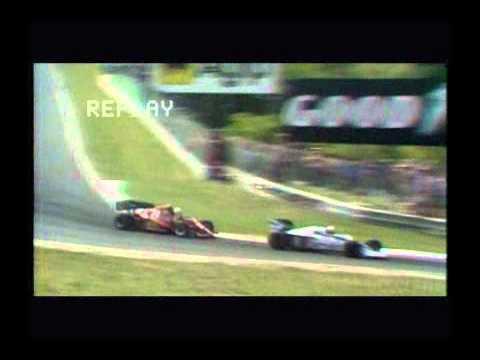 La gran aventura de la Fórmula 1 - Gran Premio de San Marino de 1983 - Tambay por Villeneuve
