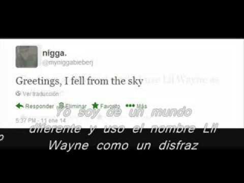 Backpack.-Justin Bieber. {Lyrics English-Spanish}