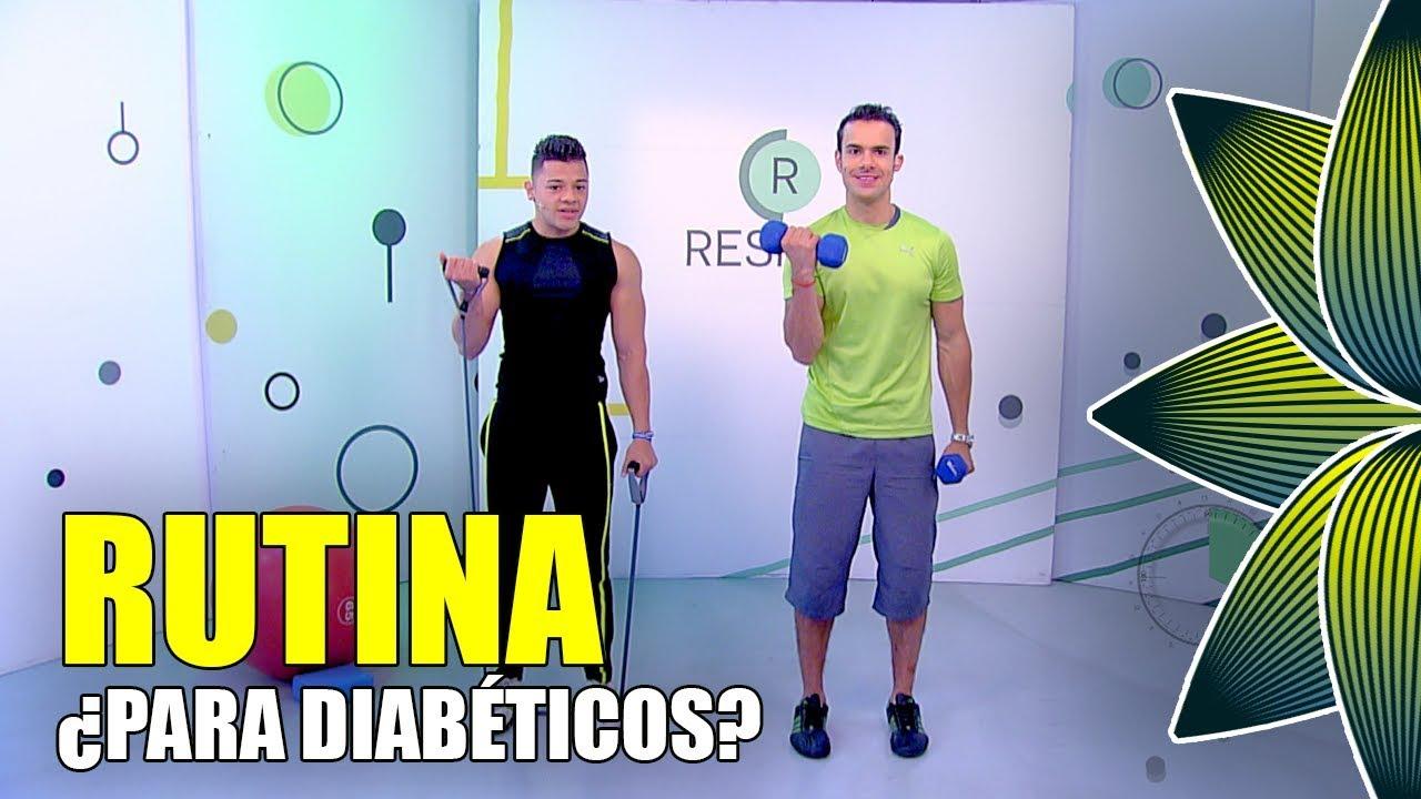 Rutina Para Diabéticos Vida Zen 360 Youtube
