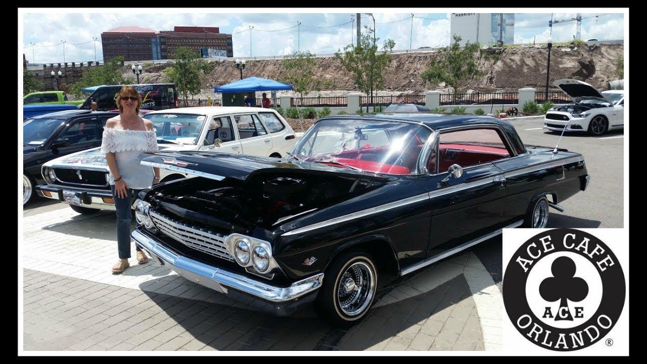 Car Show At Ace Cafe Orlando YouTube - Ace cafe orlando car show