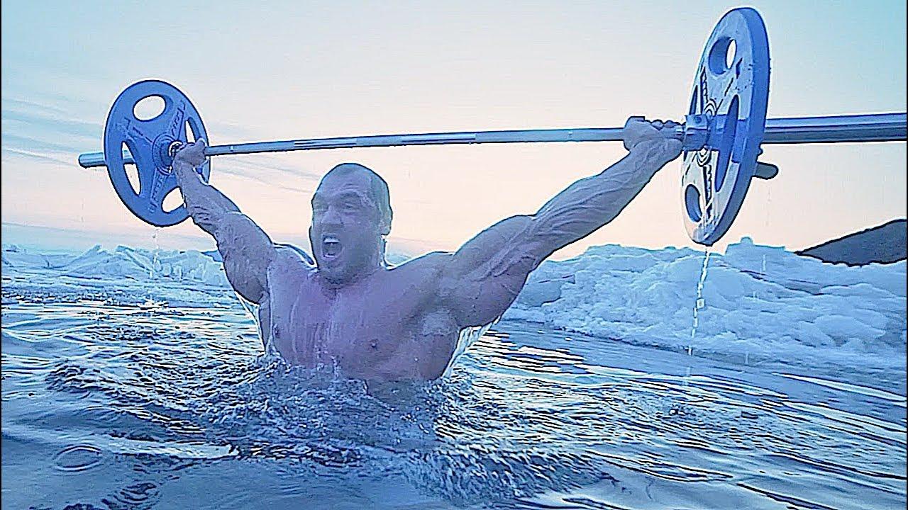 ОТМОРОЖЕННЫЕ НА БАЙКАЛЕ / Crazy Siberian Pump!!