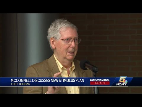 Senate majority leader McConnell wants to scale back latest stimulus package
